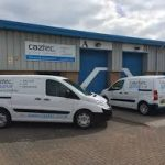 qualified electrical services in Newcastle by Caztec