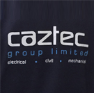 Caztec Mechanical contractor logo